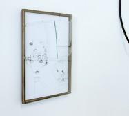 Nina Annabelle Märkl   Exhibition view Fragments of some parallel universe   Platform 3   München   2010