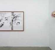 Nina Annabelle Märkl | Exhibition view geheuer | Weltraum | München| 2013