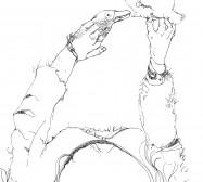 Nina Annabelle Märkl | Untitled | ink on paper | 29,7 x 21 cm | 2007