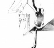 Nina Annabelle Märkl | Some more light II | ink on paper | 31 x 22,5 cm | 2012