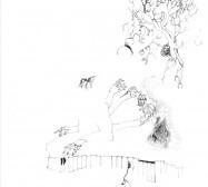 Nina Annabelle Märkl   Some place to belong to I   inkjet print ink on paper   29,7 x 21 cm   2010