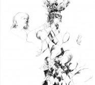 Nina Annabelle Märkl   Some place to belong to IV   inkjet print ink on paper   29,7 x 21 cm   2010