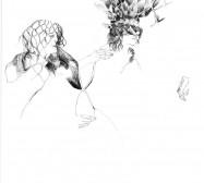 Nina Annabelle Märkl   Some place to belong to V   inkjet print ink on paper   29,7 x 21 cm   2010