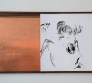 Nina Annabelle Märkl | Substance to shadows II | ink on paper copper | 30 x 50 cm | 2011
