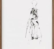 Nina Annabelle Märkl | Theater | ink on paper | 45,5 x 39,5 cm | 2011