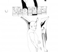 Nina Annabelle Märkl | Untitled | ink on paper | 50 x 55 cm | 2009 | Detail