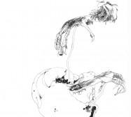 Nina Annabelle Märkl   Untitled   ink on paper   72 x 52 cm   2010   Detail