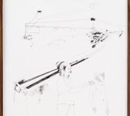 Nina Annabelle Märkl   Where do we go   ink on paper   72 x 52 cm   2010