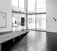 Nina Annabelle Märkl | Reinhard Voss | don't walk the line | Installationsansicht | Kunstverein Pforzheim | 2014