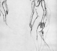 Nina Annabelle Märkl | Moshpit 7|11 | Kaltnadel, Tusche, Bleistift, 300g Hahnemühle Büttenpapier | Platte 29,7 x 27 cm Papier 56 x 39 cm