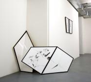 Nina Annabelle Märkl | Diese nicht ganz Zusammenpassung | Exhibition view | Kunstarkaden | München | photo: Tom Garrecht