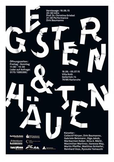 Plakat_Gestern_und_Haeuten_web