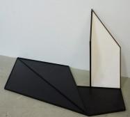 Nina Annabelle Märkl | Shifting Perceptions | Installation | Wood, Ink on paper| 2016
