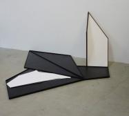 Nina Annabelle Märkl | Shifting Perceptions | Installation | Wood, Ink on paper, Cut Outs | 2016
