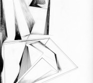 Nina Annabelle Märkl | Shifting Perceptions | Ink on Paper | 35,5 x 27,5 cm | 2016