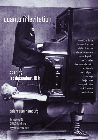 Quantum Levitation_Pollarraum Hamburg