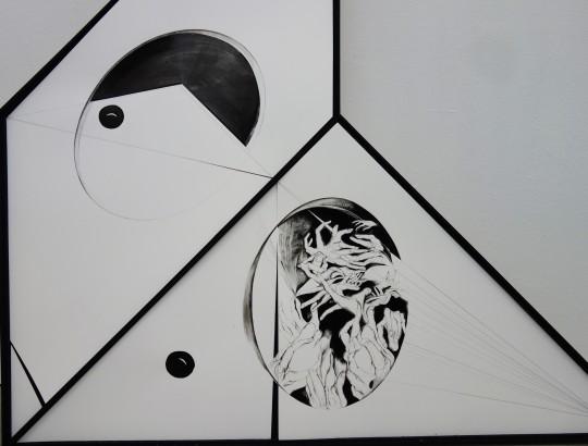 Torsionen_Galerie Max Weber Six Friedrich_Dez 2016