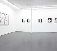 Nina Annabelle Märkl | Exhibition view | Lachenmann Art| Konstanz | 2016