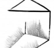 Nina Annabelle Märkl | Balancing the Whimsical 10 | Ink on paper | 60 x 48 cm | 2016