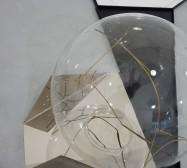 Nina Annabelle Märkl | Permeable Entities | Installation | Artothek München | 2016/2017