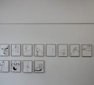 Nina Annabelle Märkl | Shifting Perceptions_muc | Ink on paper | 35,5 x 28 cm | 2016/2017