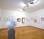 Nina Annabelle Märkl | Exhibition view Casting shadows | Galerie Max Weber Six Friedrich | München| 2011
