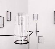 Nina Annabelle Märkl | Exhibition view Linie 09 - Facebook | Galerie Dina4 Projekte | München | 2009