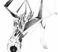 Nina Annabelle Märkl | Showcase | ink on paper | 31 x 22 cm | 2012