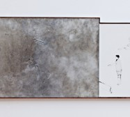 Nina Annabelle Märkl | Substance to shadows I | ink on paper metal | 60 x 120 cm | 2011