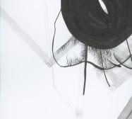 Nina Annabelle Märkl | Balancing the Whimsical 1 | Ink on paper | 65 x 40 cm | Detail