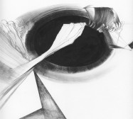 Nina Annabelle Märkl | Shifting Perceptions 1 | Ink on paper | 40 x 30 cm | Detail