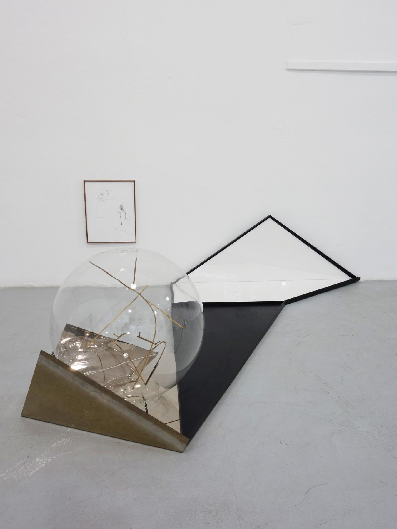 Nina Annabelle Märkl   Permeable Entities   Installation   Artothek München   2016/2017