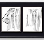 Shifting Perceptions_muc 11 und 8 | 35,5 x 28 cm | Tusche auf Papier | 2016/2019
