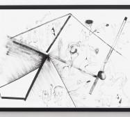 Typologie_Wesen | 50 x 70 cm | Tusche und Bleistift auf Papier | 2019 | Foto: Walter Bayer