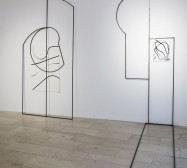 Ausstellungsansicht Morphosen | Galerie Straihammer und Seidenschwann, Wien | 2019