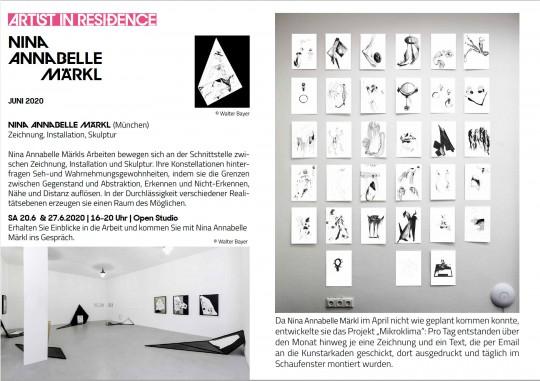 Kunstarkaden Kempten | April 2020