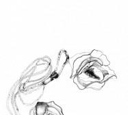 Mikroklima 14 | 29,7 x 21 cm | Tusche auf Papier | 2020