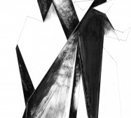Mikroklima 22 | 29,7 x 21 cm | Tusche auf Papier | 2020