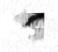 Mikroklima 29 | 29,7 x 21 cm | Tusche auf Papier | 2020