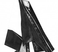 Mikroklima 7 | 29,7 x 21 cm | Tusche auf Papier | 2020