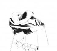 Mikroklima 8 | 29,7 x 21 cm | Tusche auf Papier | 2020