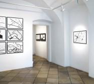 Installationsansicht | Galerie Straihammer und Seidenschwann | 2019
