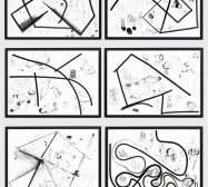 Typologien | Übersicht | je 50 x 70 cm