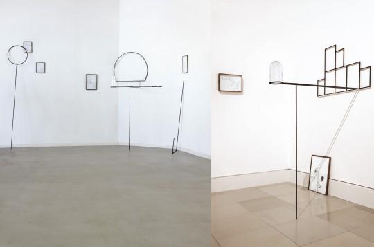 Nina Annabelle Maerkl_Installation view_Galerie der Kuenstler 2010_Platform 2010