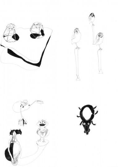 Nina Annabelle Maerkl_Mikroklima Drawings 2_2020