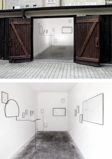 Nina Annabelle Maerkl_cabinet_Galerie DINA4 Projekte 2009