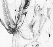 Grids 14 | Tusche und Bleistift auf Papier | 42 x 28 cm
