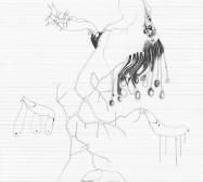 Grids 3 | Tusche und Bleistift auf Papier | 42 x 28 cm