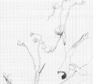 Grids 7 | Tusche und Bleistift auf Papier | 42 x 28 cm