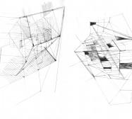 From the books | Artist book | Tusche auf Papier | 21 x 30 cm | 2019/2020